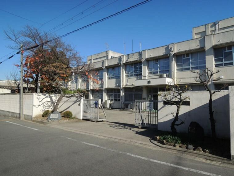 中学校 【中学校】堺市立登美丘中学校まで705m