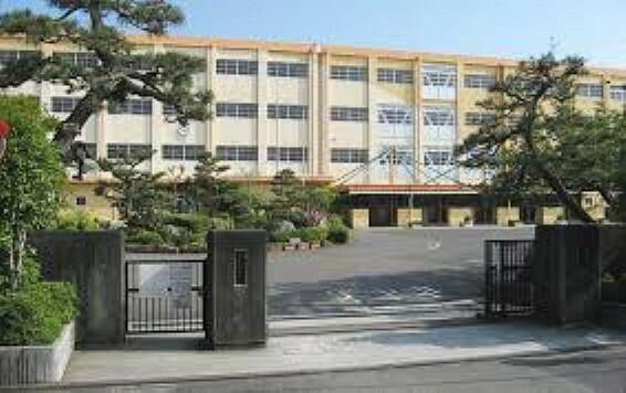 中学校 【中学校】清水第二中学校まで1127m