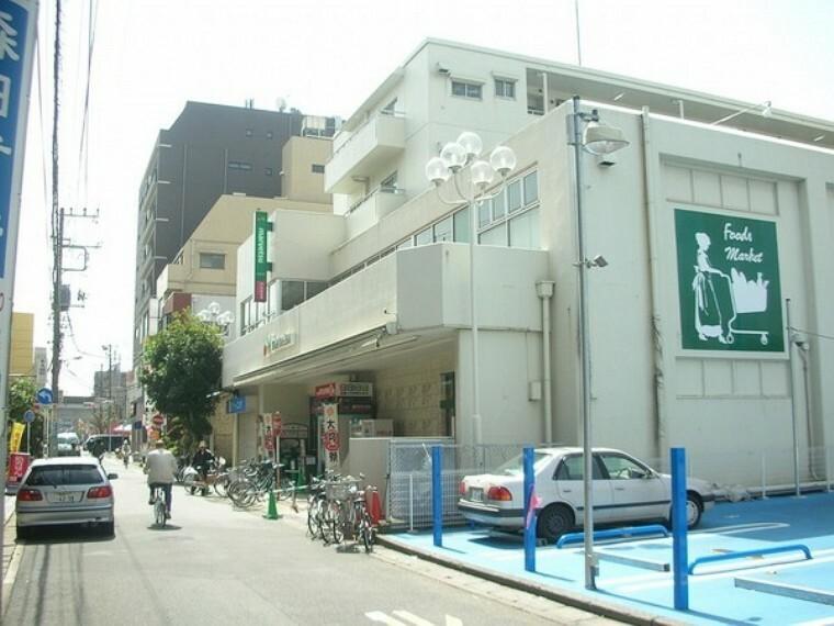 スーパー マルエツ南行徳店