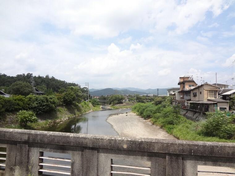 外観・現況 高野川の眺め