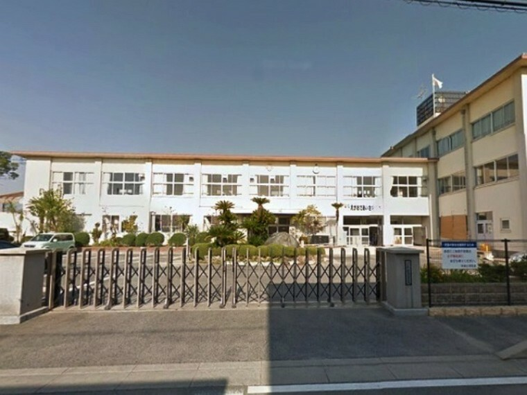 小学校 守山市立中洲小学校 明治7年創立