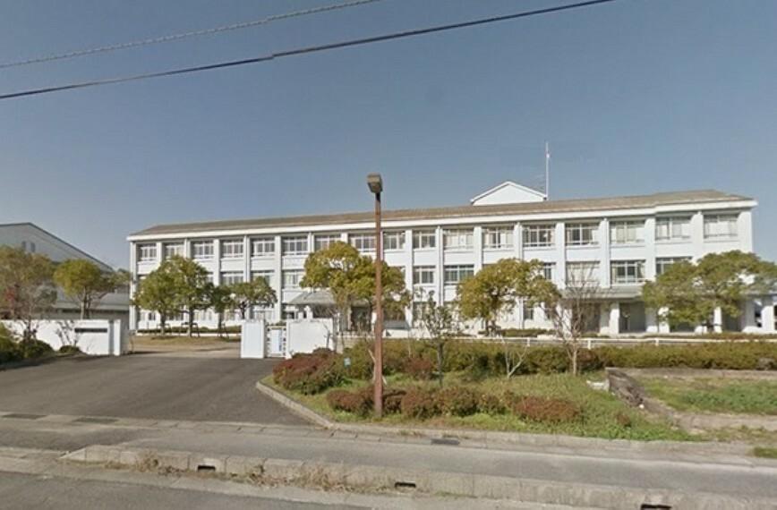 中学校 守山市立明富中学校 1991年3月:守山北中学校より分離開校