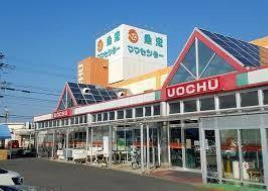 スーパー 魚忠ママセンター 営業時間 9:00~19:00
