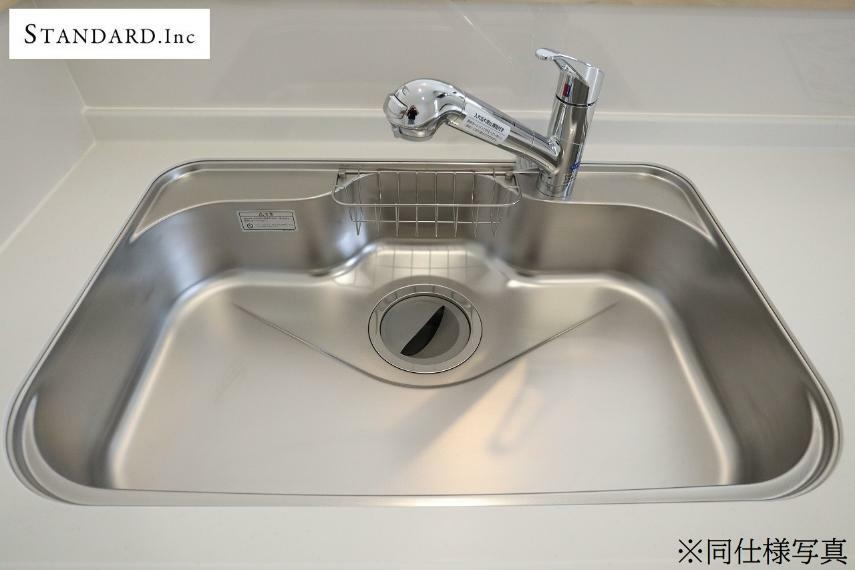 【同仕様設備】浄水器一体型ハンドシャワー水栓