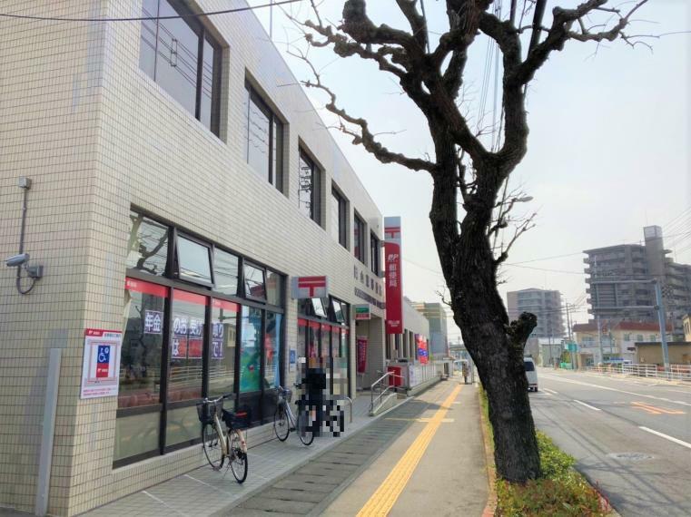 郵便局 岡山東郵便局