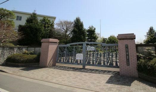 小学校 第二小学校(450m)