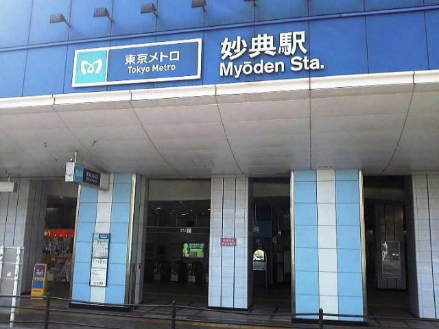 東京メトロ東西線 妙典駅
