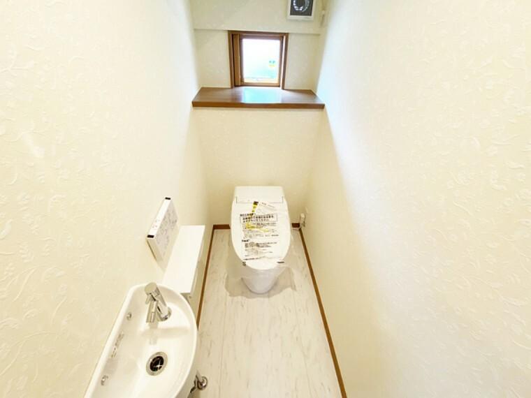 トイレ 施工例です