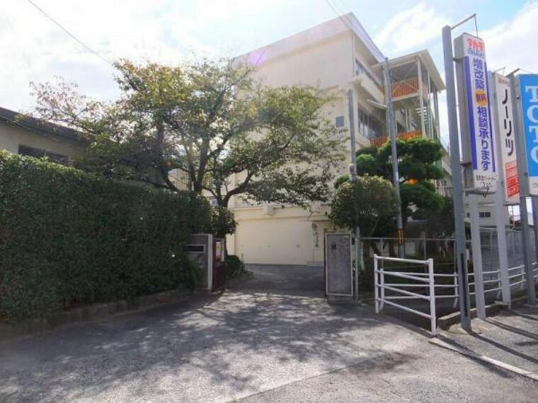 小学校 広島市立安小学校