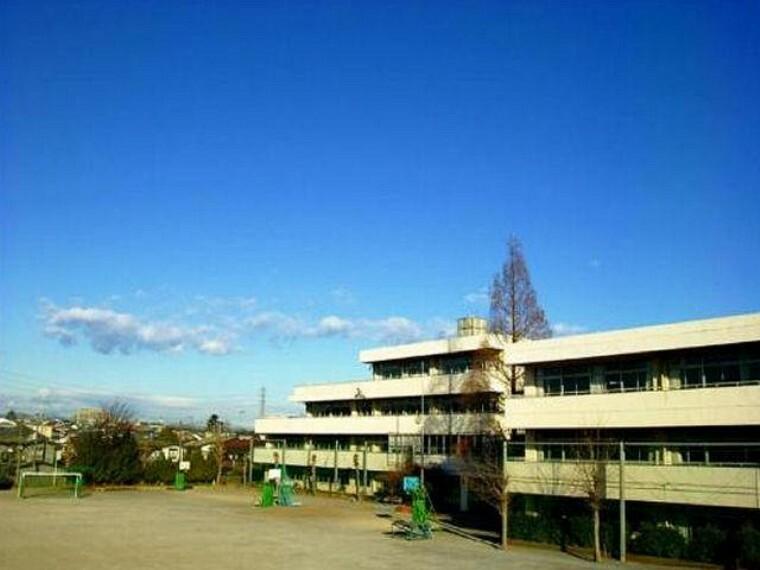 小学校 西東京市立上向台小学校