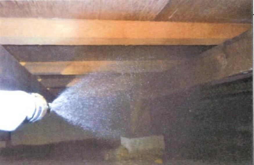 防犯設備 中古住宅の3大リスクである、雨漏り、主要構造部分の欠陥や腐食、給排水管の漏水や故障を2年間保証します。その前提で床下まで確認の上で床下まで確認の上でリフォームし、シロアリの被害調査と防除工事も行います。