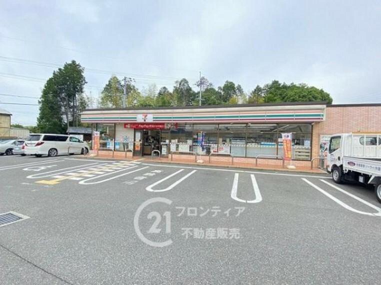コンビニ セブンイレブン 生駒南田原町店
