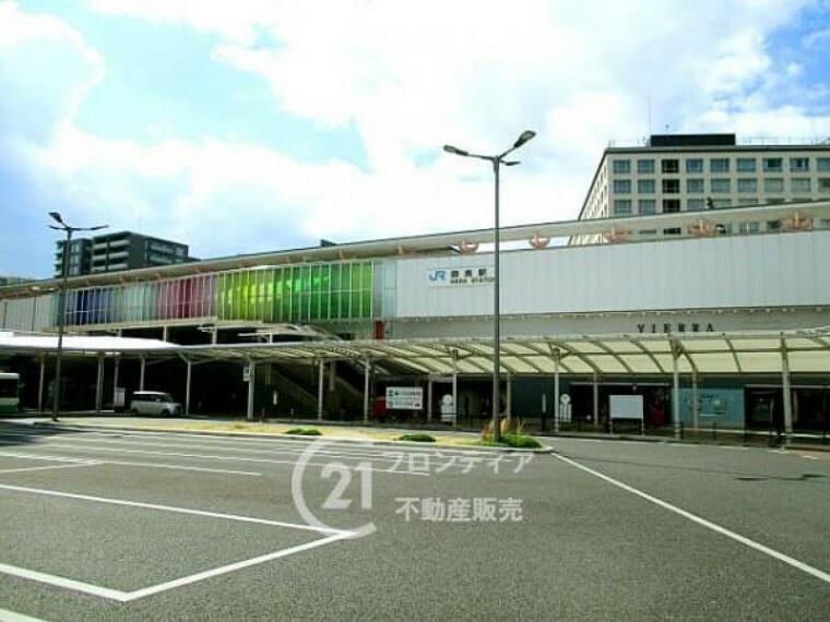 JR関西本線「奈良駅」までバスをご利用いただけます