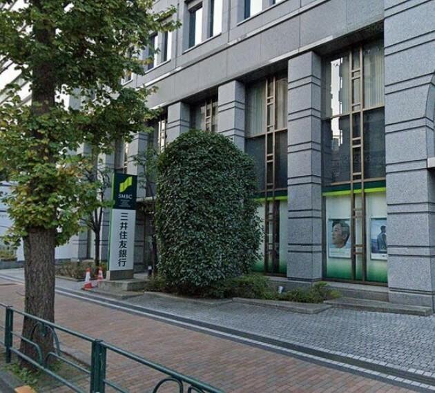 銀行 三井住友銀行 笹塚支店