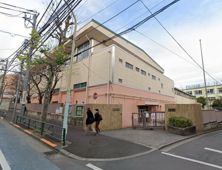 中学校 渋谷区立笹塚中学校