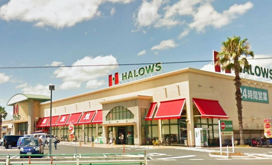 スーパー 24時間営業なのでどんなタイミングでも営業しているスーパーがあると心強いですね 他にも100均があったりと色々ありますよ