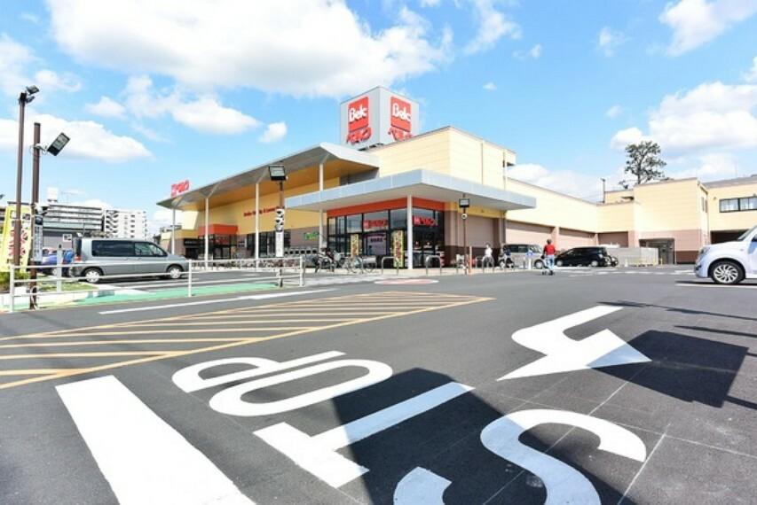 スーパー ベルク狭山入間川店