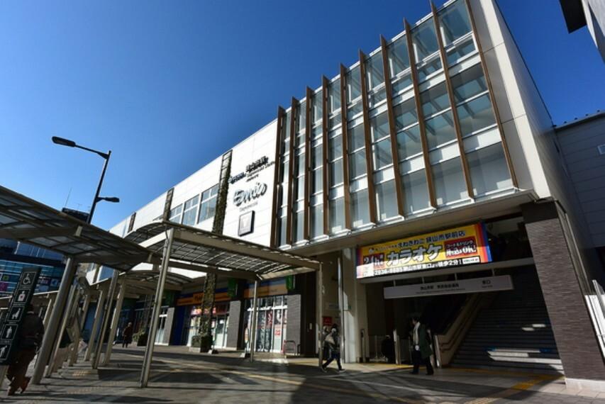 狭山市駅(西武 新宿線)