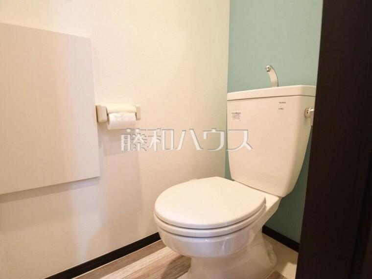 トイレ トイレ 【府中市四谷1丁目】