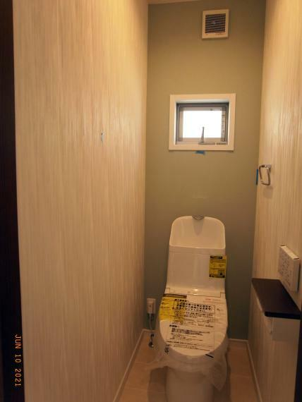 トイレ 室内(2021年6月)撮影