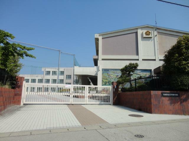 小学校 志段味西小学校 愛知県名古屋市守山区深沢2丁目177