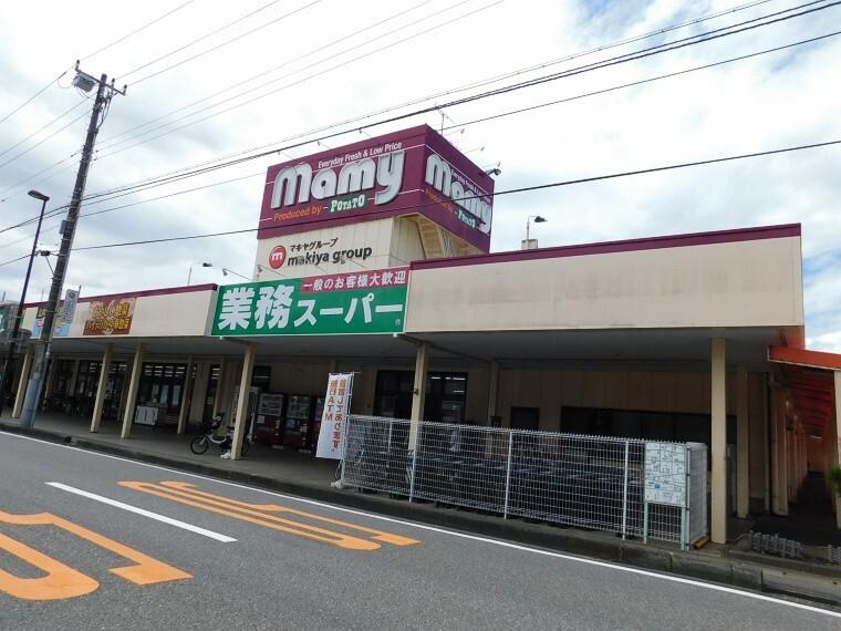 スーパー マミー三園店