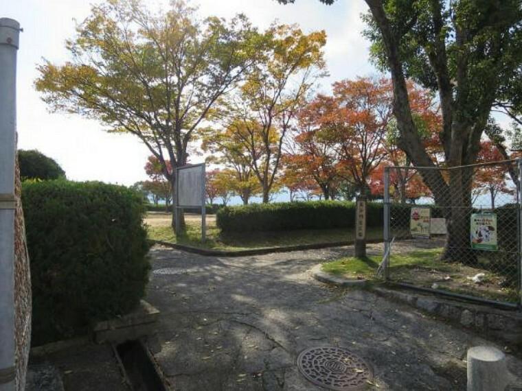 公園 毘沙門台公園
