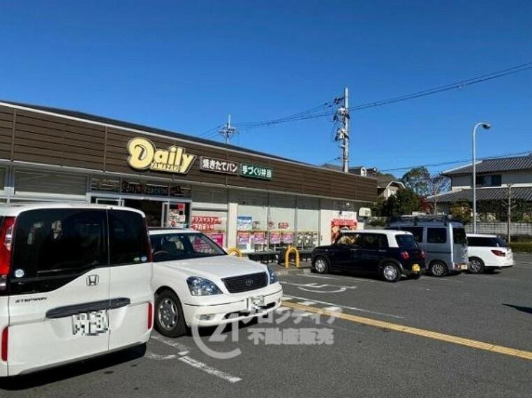 コンビニ デイリーヤマザキ 奈良ビバリーヒルズ店