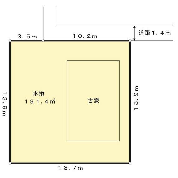 区画図 区画図