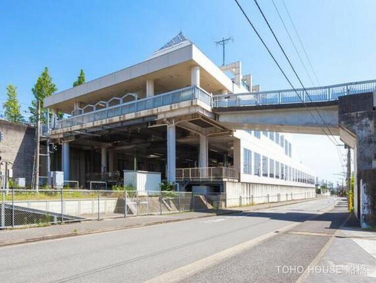 京成千原線「学園前」駅 距離640m