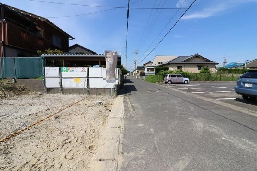 現況外観写真 是非お気軽にハウスドゥ 半田までお問い合わせ下さい。  21年6月7日撮影しました。