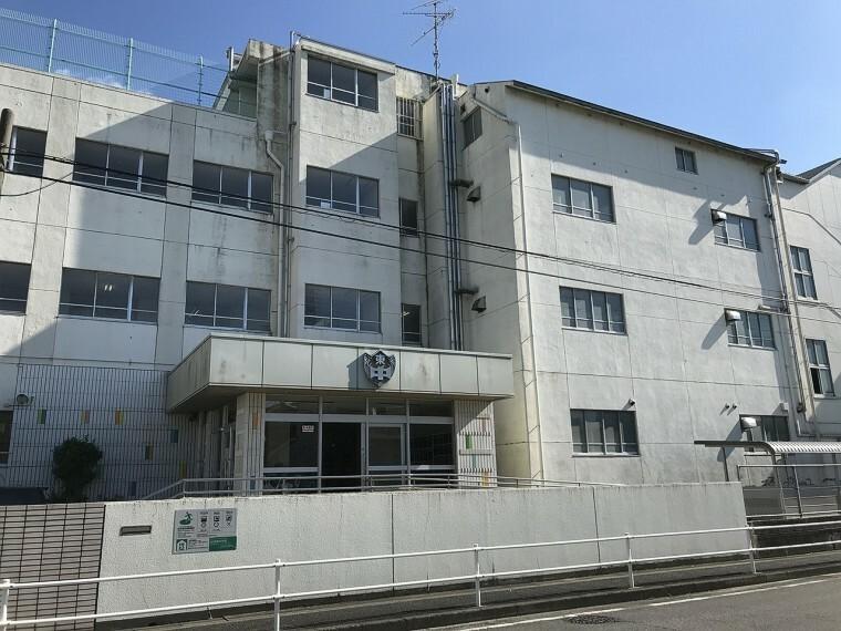 中学校 山田東中学校