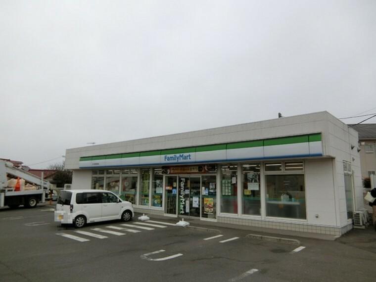 コンビニ ファミリーマートサンズ厚木温水店 〒243-0033 神奈川県厚木市温水