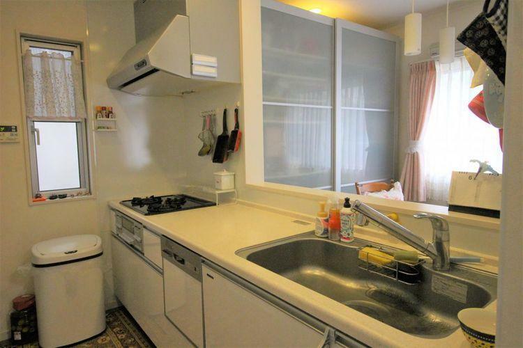 キッチン 食洗器付きのキッチンです