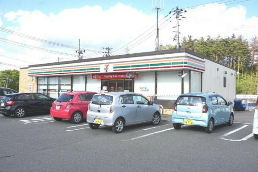コンビニ セブン-イレブン 福島蓬莱店 徒歩5分(約700m)