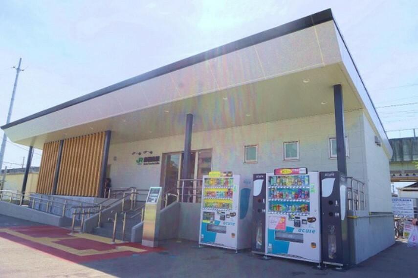 コンビニ JR南福島駅 徒歩50分(約3700m)