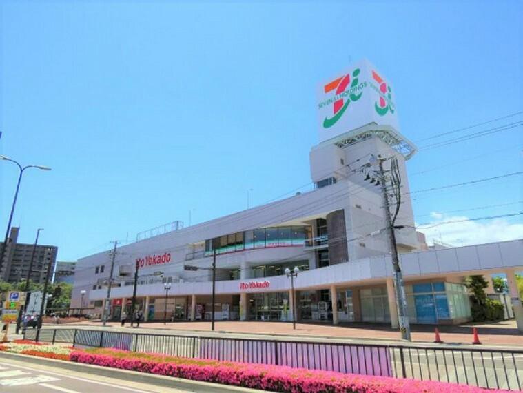 ショッピングセンター イトーヨーカドー 福島店 徒歩19分(約1500m)