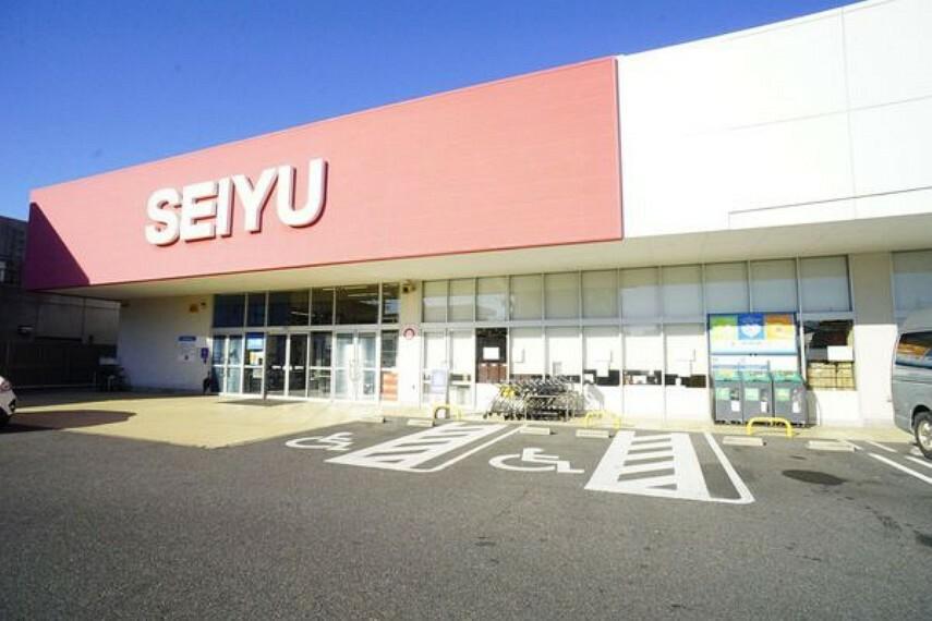 スーパー 西友勝川店 西友勝川店まで1600m(徒歩約20分)