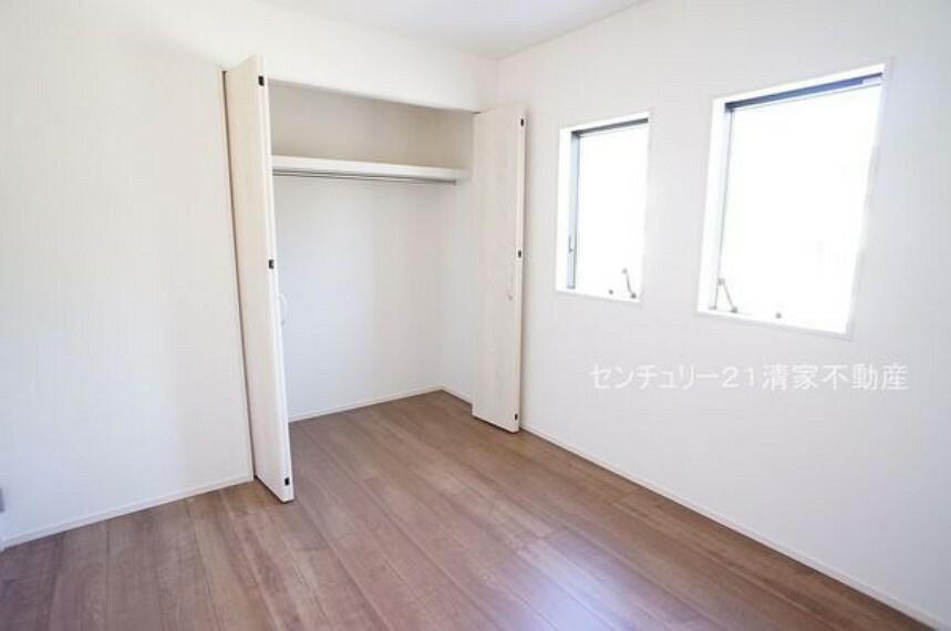 子供部屋 子供部屋にも嬉しい全居室収納スペース(2021年09月撮影)