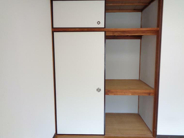 収納 2階洋室収納