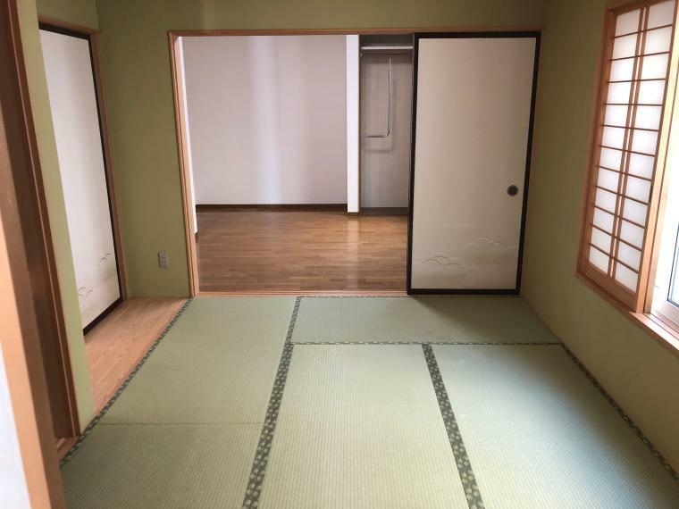 和室 1階和室・洋室