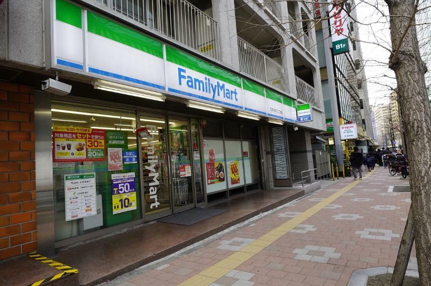 コンビニ ●ファミリーマート文京小石川二丁目店