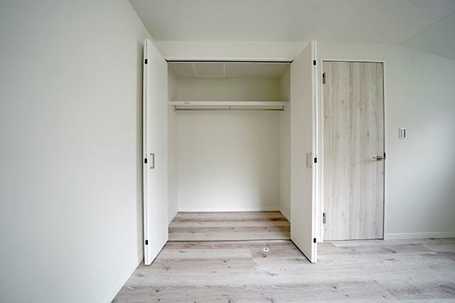 収納 ●3階洋室約6.2帖
