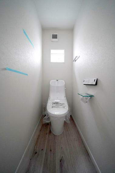 トイレ ●3階トイレ。1階にもトイレがあります。