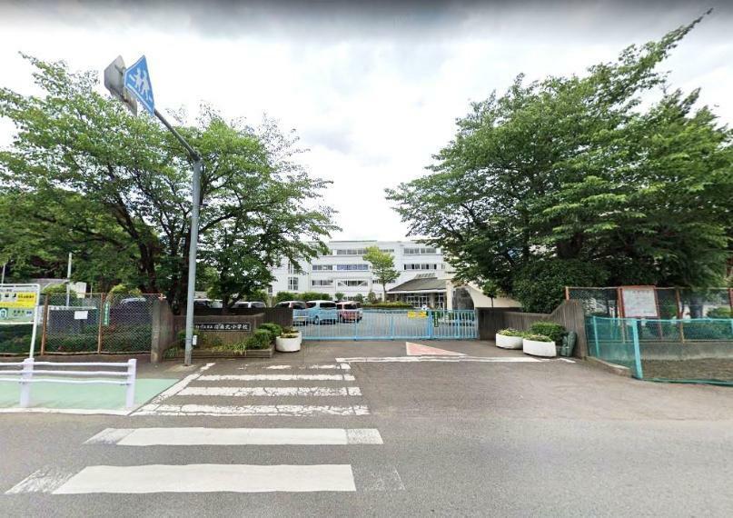 小学校 さいたま市立指扇北小学校 埼玉県さいたま市西区大字中釘1506-1