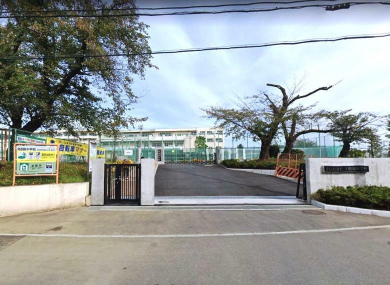 中学校 さいたま市立 指扇中学校 埼玉県さいたま市西区西大宮3丁目31-1
