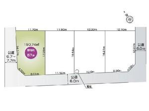 館林市松原3丁目 A区画ファイブイズホームの新築物件