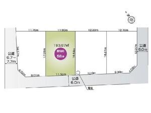 館林市松原3丁目 B区画ファイブイズホームの新築物件