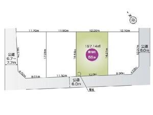 館林市松原3丁目 C区画ファイブイズホームの新築物件