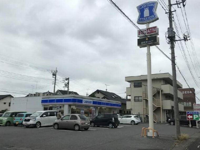 ローソン館林松原店